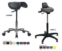 SADDLE SEAT AND SIT STAND