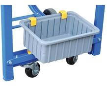 DRIP PAN FOR DELUXE ROTATING DRUM CARTS